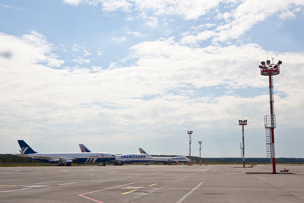 Moscow Region, Domodedovo Airport