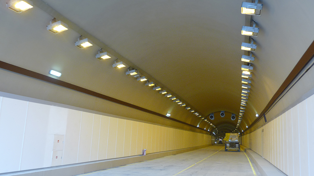 Sochi, Khosta Tunnel
